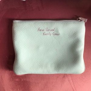 "Rebecca Minkoff Bags - ""Hard Earned, Easily Spent"" Rebecca Minkoff pouch"
